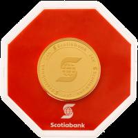 1 oz Scotiabank Gold Round