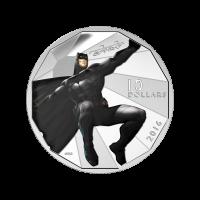 1/2 oz 2016 Batman v Superman: Dawn of Justice™ | The Batman Silver Coin
