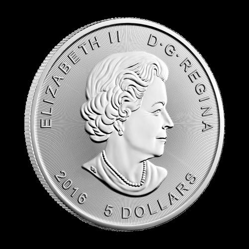 1 oz 2016 Superman™ | S-Shield Silver Coin