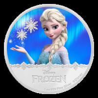 1 oz 2016 Disney Frozen | Elsa Silver Proof Coin