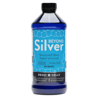 473 ml Beyond Silver Structured Silver Water