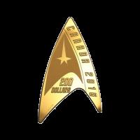 2016 RCM Star Trek™ | Delta Gold Proof Coin