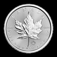 1 oz 2017 Canadian Maple Leaf Silver Coin