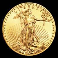 1 oz 2017 American Eagle Gold Coin
