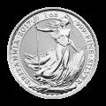 1 oz 2017 Britannia Silver Coin