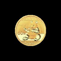 3 gram 2017 Chinese Panda Gold Coin