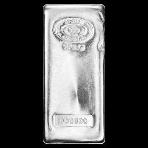 1 kg | kilo Asahi Silver Bar