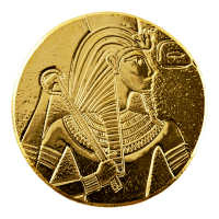 1 oz 2017 Egyptian Relic Series | King Tut Gold Coin