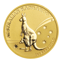1 oz 2009 Australian Kangaroo Gold Coin
