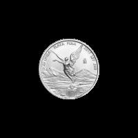 1/20 oz 2017 Mexican Libertad Silver Coin