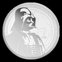 1 oz 2017 Star Wars | Darth Vader Silver Coin