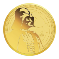 1 oz Goldmünze Star Wars | Darth Vader 2017