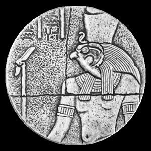 2 oz 2016 Egyptian Relic Series | Horus Silver Coin