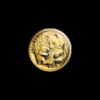 1/20 oz 2005 Chinese Panda Gold Coin