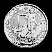 1 oz 2018 Britannia Silver Coin