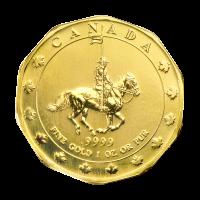 1 oz 1997 RCMP Gold Coin