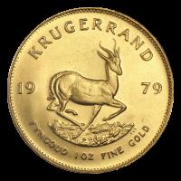 Moneda de Oro Krugerrand 1979 de 1 oz