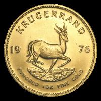 1 oz 1976 Krugerrand Gold Coin