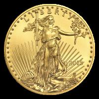 1 oz 2018 American Eagle Gold Coin
