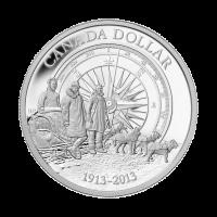23 gram Random Year Canadian Silver Dollar