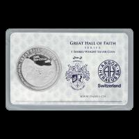 Moneda de Plata Dan El Shekel de 11.4 gramos