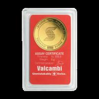 8 gram Scotiabank Gold Round