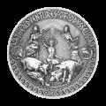 2 oz 2018 Adventures of Odysseus | Circe and Odysseus Silver Coin