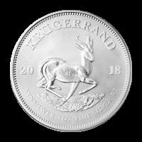 1 oz 2018 Krugerrand Silver Coin