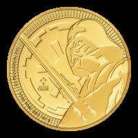 1 oz 2018 Star Wars | Darth Vader Lightsaber Gold Coin
