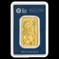 1 oz Britannia Gold Bar