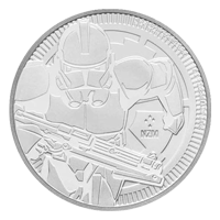 1 oz 2019 Star Wars | Clone Trooper Sølvmynt