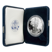 1 oz Random Year American Eagle Proof Silver Coin