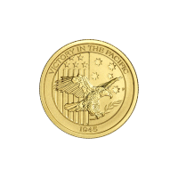 1/4 oz Random Year Victory in the Pacific Gold Coin