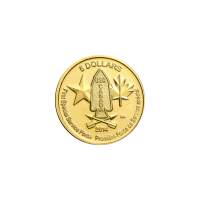 1/10 oz Random Year First Special Service Force Gold Coin