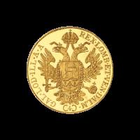 Moneda de oro BU 4 Ducados austro-holandeses 1915