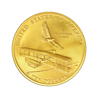 Assorted $10 Commemorative Gold Coin
