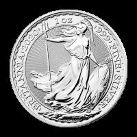 1 oz 2020 Britannia Silver Coin