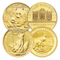 1 oz Assorted Gold Coin