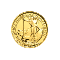 1/4 oz Random Year Britannia Gold Coin