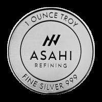 1 oz Asahi Silver Round