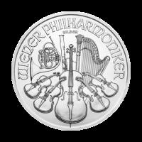 1 oz 2021 Austrian Philharmonic Silver Coin