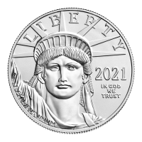 1 oz 2021 American Eagle Platinum Coin