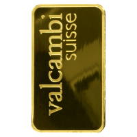 10 oz Valcambi Gold Bar