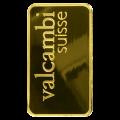 10 oz Valcambi Gold Bar