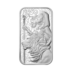 1 oz | The Royal Mint | The Great Engravers Series: Una and the Lion Silver Bar