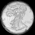 8 oz American Eagle Replica Silver Round