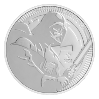 1 oz 2020 Star Wars | Darth Vader Silver Coin