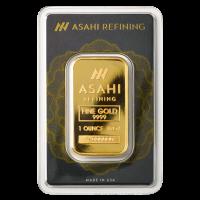 1 oz Asahi Gold Bar
