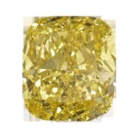 2.22 Carat - Vivid Yellow Diamond